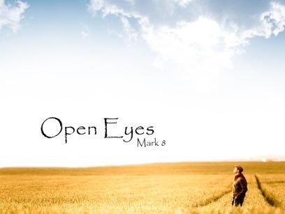 Open Eyes logo