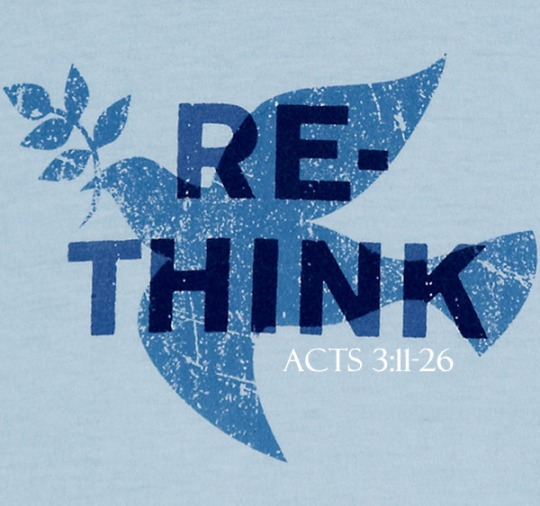 Rethink acts 3