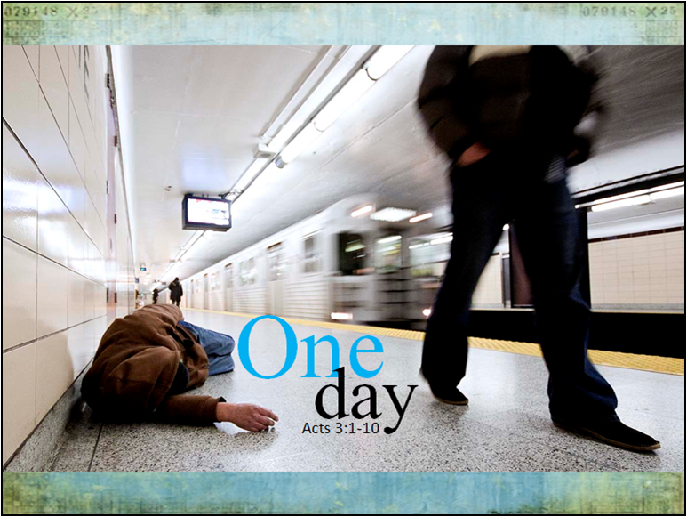 One Day Acts 3