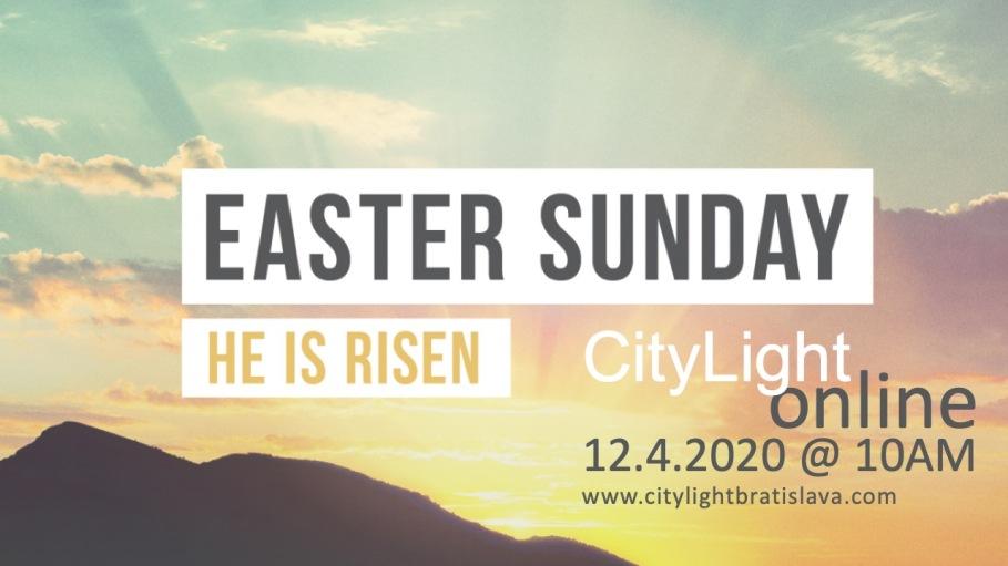 Easter2020 logo